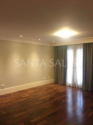 Apartamento para alugar com 4 dormitórios em Brooklin paulista, São paulo cod:SS49444 - Foto 2