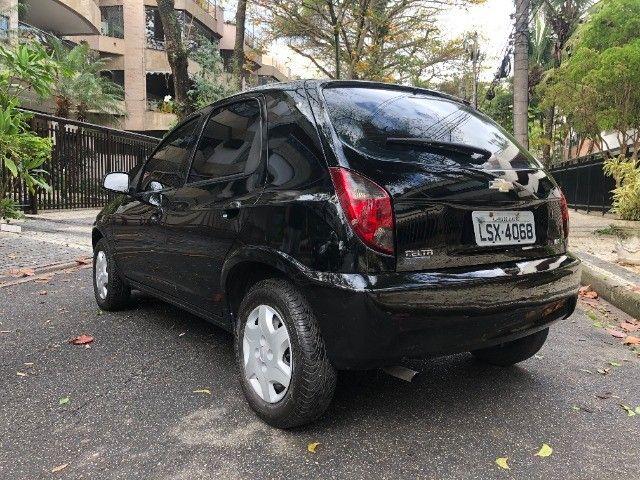 Chevrolet Celta Lt 1.0 Flex Ipva 2021 Pago - Foto 8