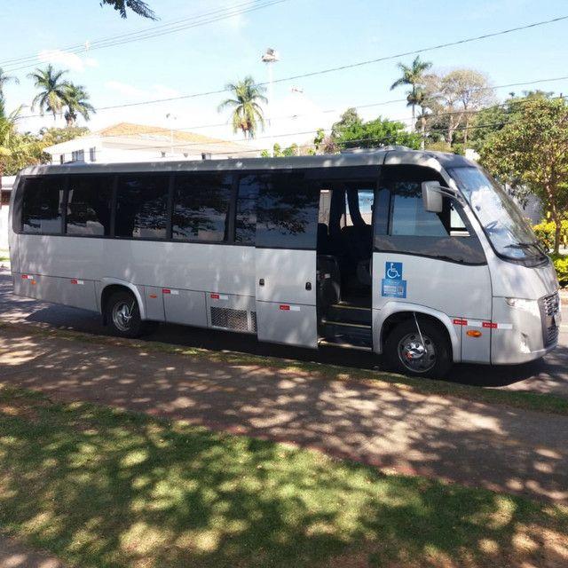 Micro-ônibus W9 Marcopolo/Volare Executivo 32 Lugares - Foto 8