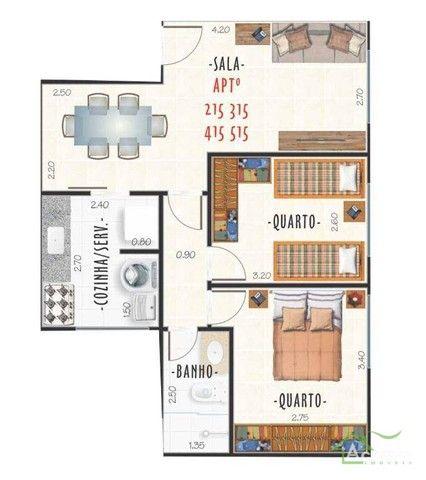 Apartamentos com 2 dormitórios à venda, a partir de R$ 219mil - Centro - Juiz de Fora/MG - Foto 6