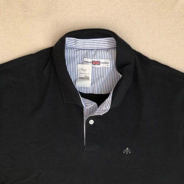 Camisa Polo Play com etiqueta