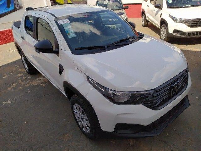 Fiat Strada Cabine Dupla Endurance 2021 - Super Oportunidade