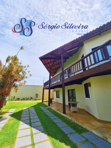 Casa no Porto das Dunas em condomínio fechado 4 suítes e lazer - Foto 7