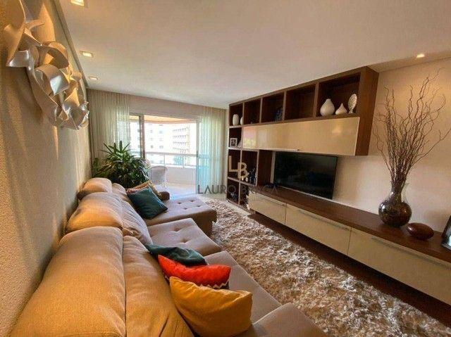 Apartamento com 3 dormitórios à venda, 164 m² por R$ 1.365.000,00 - Ponta Verde - Maceió/A