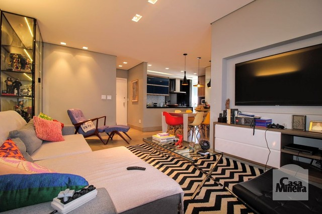 Apartamento à venda com 3 dormitórios em Santa efigênia, Belo horizonte cod:345220 - Foto 3