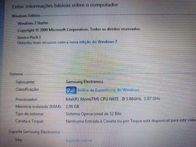 Netbook Samsung N150 plus - Foto 5