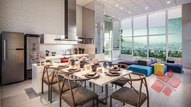 Apartamento com 2 dormitórios à venda, 69 m² por R$ 449.371,34 - Setor Oeste - Goiânia/GO - Foto 5