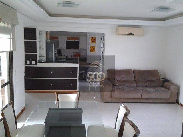 Cobertura com 4 dormitórios à venda, 225 m² por R$ 1.200.000,00 - Balneário - Florianópoli - Foto 3