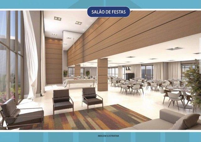 AF - Oportunidade -Lançamento de condomínio clube - Residencial Luar do Parque - 3 quartos - Foto 8