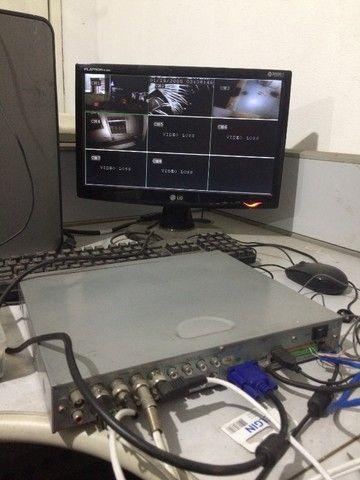 5 DVR para câmera de segurança