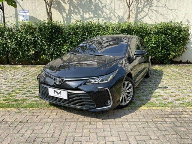 Toyota Corolla 2.0 XEI 2020 + Blindado + Automático + Baixa KM