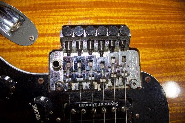 Guitarra Fender Stratocaster 50 Anos - Foto 5