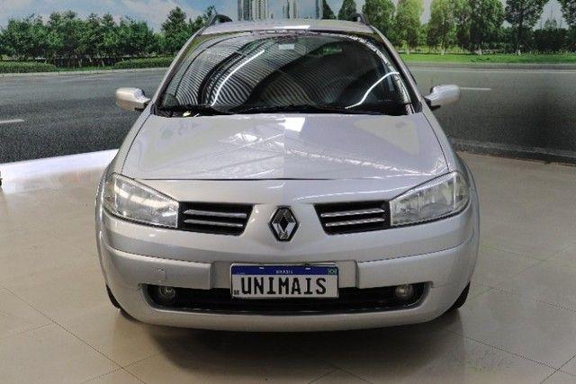 Renault megane Grand Tour Dynamique 1.6 16 v  prata 2012 - Foto 5