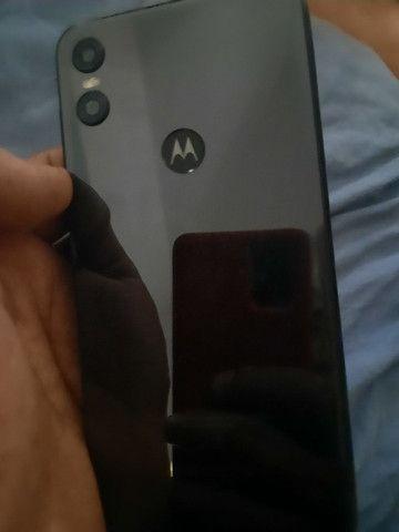 Moto one 64 gb super conservado - Foto 3