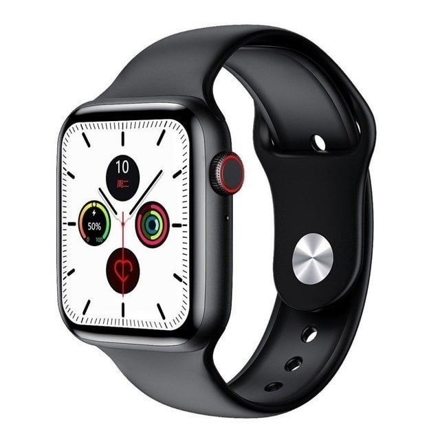 Relógio Iwo12 Smartwatch Ios Android  44mm - Série 5 - Foto 3