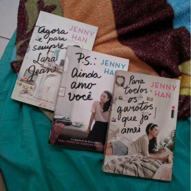 Jenny Han - Para todos os garotos que já amei [Coleção completa]