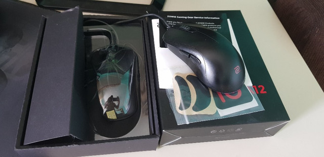 Mouse Zowie benq