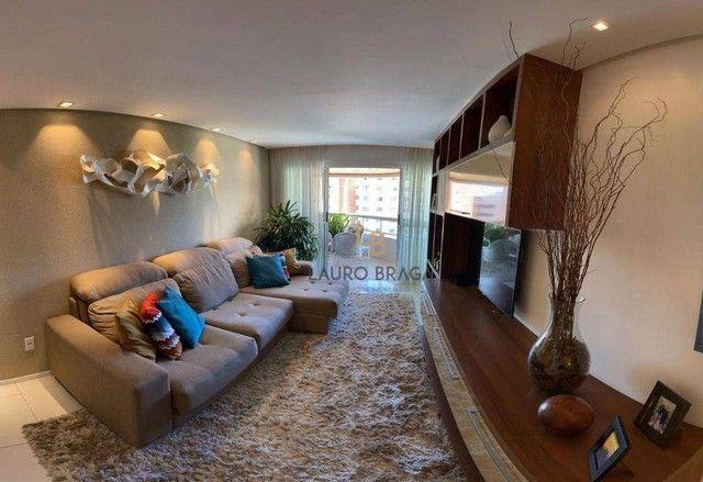 Apartamento com 3 dormitórios à venda, 164 m² por R$ 1.365.000,00 - Ponta Verde - Maceió/A - Foto 2