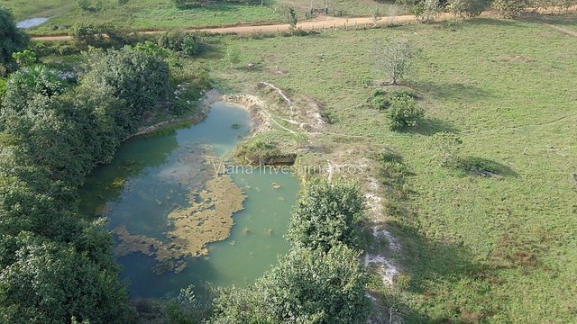 Fazenda proximo ao Rio Preto