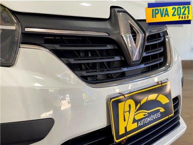 Renault Logan 2020 Life- Único dono - Foto 2