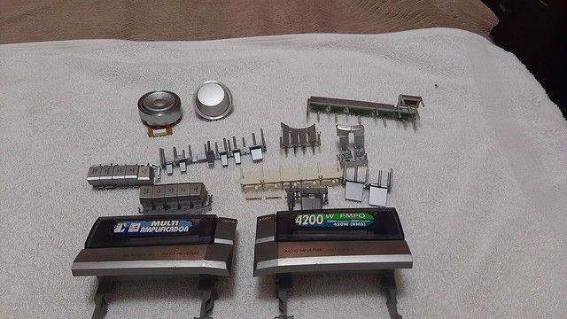 2 tampas do deck do aiwa Nsx-969 - Foto 2