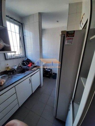 Apartamento à venda com 3 dormitórios em Santa rosa, Belo horizonte cod:44687 - Foto 3