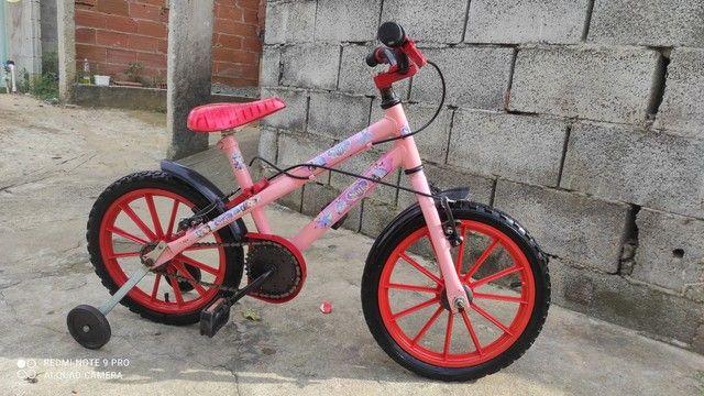 Vendo esta linda bicicleta infantil - Foto 2
