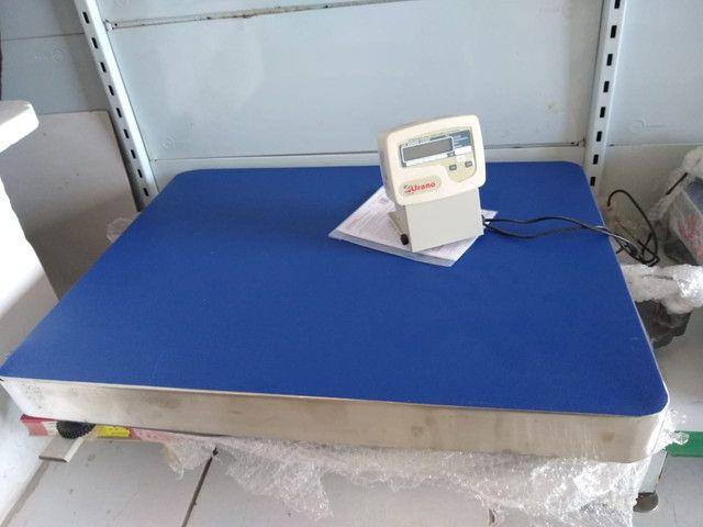 Balança 500kg  60x80