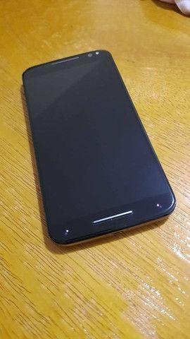 Smartphone Motorola Moto X Style em perfeito estado de uso