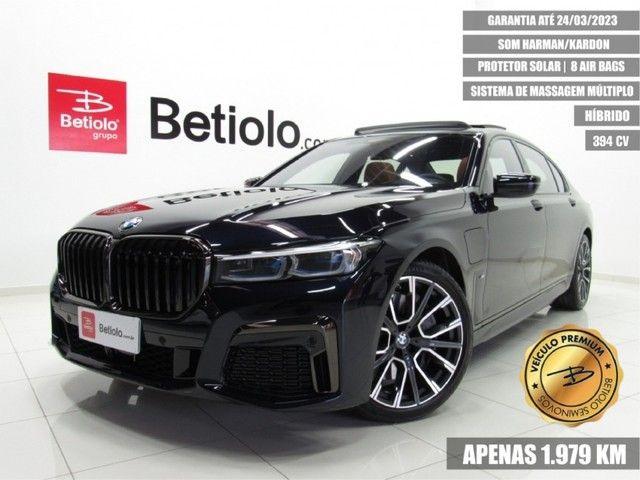 BMW 745 Le M Sport 3.0