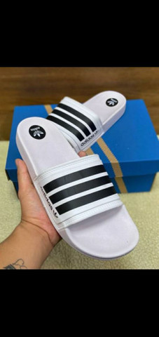Chinelo Adidas Adilette Shower  - Foto 2