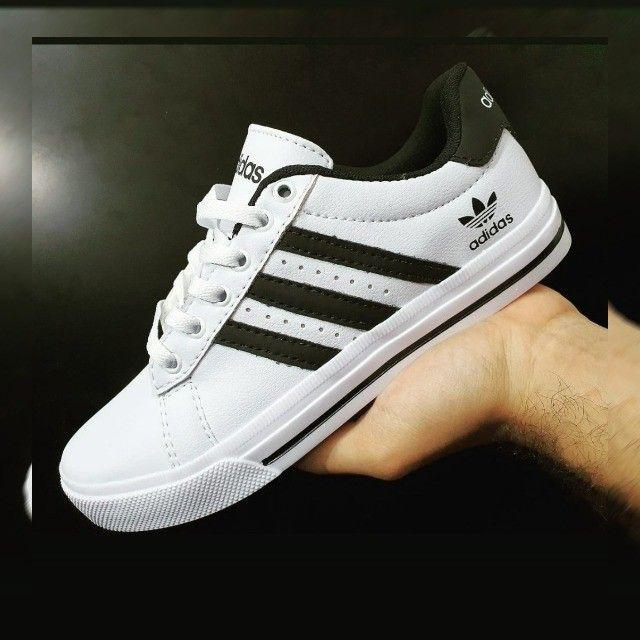 Tênis Adidas Neo Tradicional Masculino