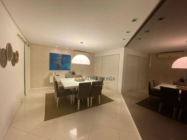 Apartamento com 3 dormitórios à venda, 164 m² por R$ 1.365.000,00 - Ponta Verde - Maceió/A - Foto 5