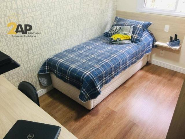 Apartamento à venda, 77 m² por R$ 399.000,00 - Conjunto Promorar Raposo Tavares - São Paul - Foto 19