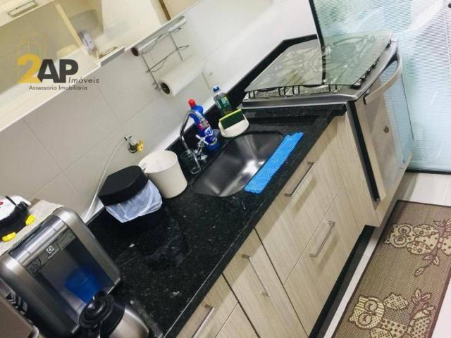Apartamento à venda, 77 m² por R$ 399.000,00 - Conjunto Promorar Raposo Tavares - São Paul - Foto 8
