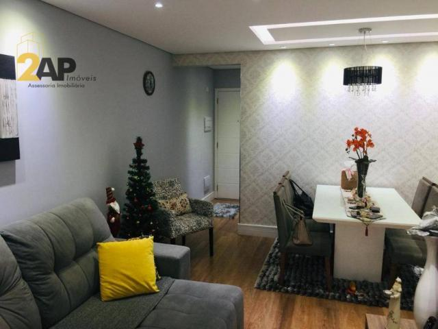 Apartamento à venda, 77 m² por R$ 399.000,00 - Conjunto Promorar Raposo Tavares - São Paul - Foto 4