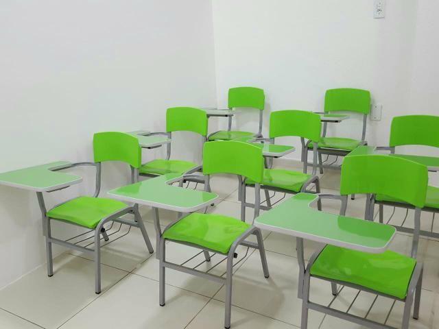 Cadeiras escolar polipropileno , conjuntos pré escolar * zap - Foto 6