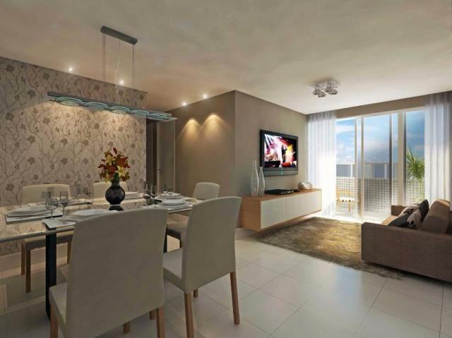 Apartamento residencial à venda, Farolândia, Aracaju - AP0226.