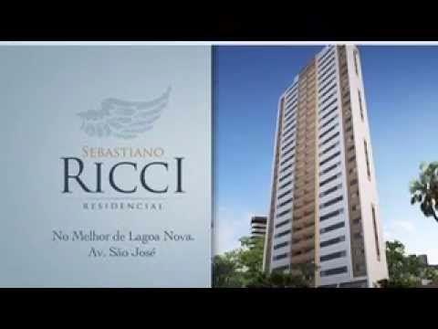Sebastiano Ricci - Candelária - 3 suítes - 130m² - Apartamento sensacional