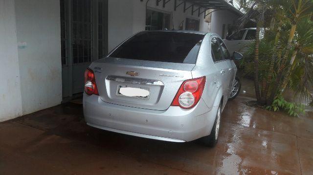 Gm - Chevrolet Sonic ltz completo automático 2012