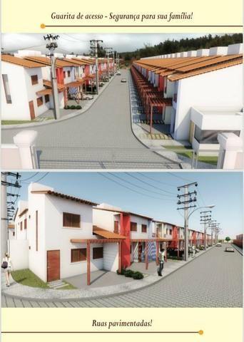 Casas 3/4 em Marechal Deodoro com Lazer Completo. 9.88070180 Ligue e garanta o seu