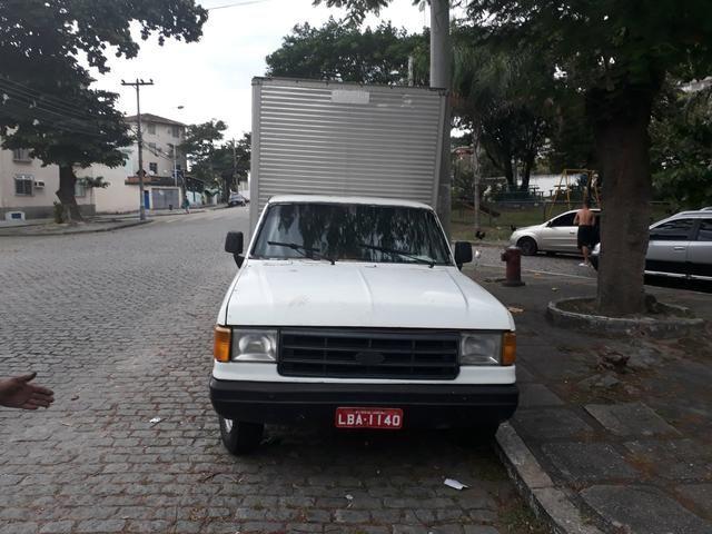 Vendo F1000 Ano 1995 Baú