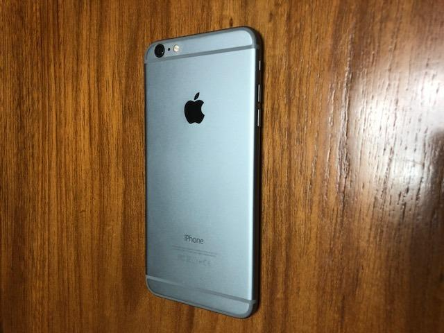 Iphone 6 Plus 16 gigas cor Space Grey