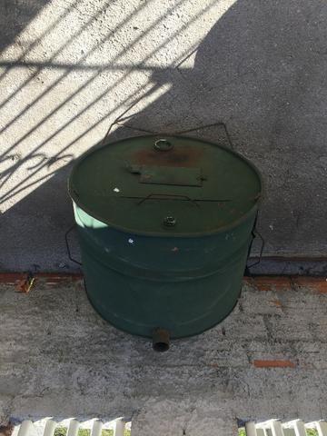 Churrasqueria barril