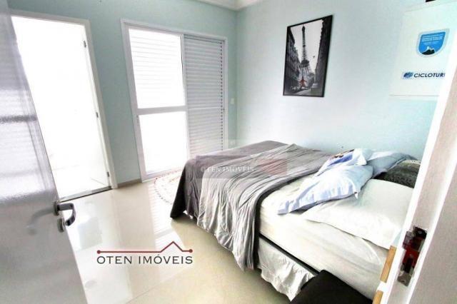 Apartamento com 4 dormitórios à venda, 156 m² por r$ 750.000 - jardim das indústrias - são - Foto 12