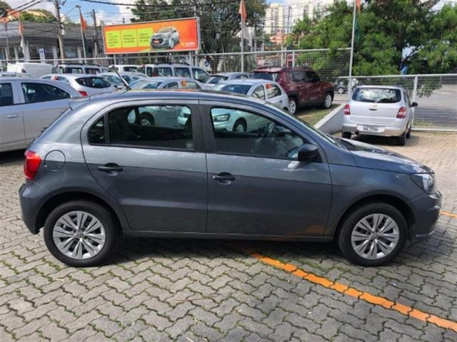 VOLKSWAGEN GOL 2018/2019 1.6 MSI TOTALFLEX 4P MANUAL - Foto 9