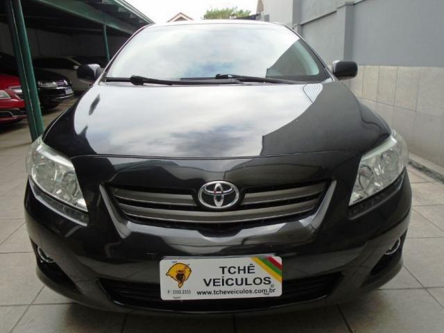Toyota Corolla xli automático 4P