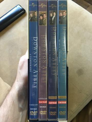 DVD downton abbey - Foto 2