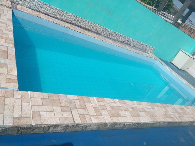 Área para eventos com piscina - Foto 3