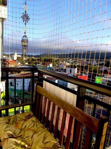 Apartamento 02 dormitórios mobiliado praia do Quilombo - Foto 17